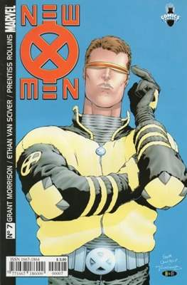 New X-Men (Grapa) #7