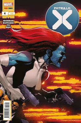 Patrulla-X (2020-) (Grapa) #4