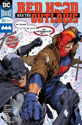 Red Hood and the Outlaws Vol. 2 (Comic Book) #25