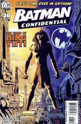 Batman Confidential (2007-2011) (Comic Book) #26