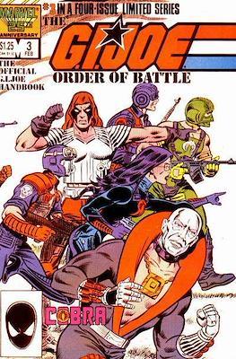 G.I. Joe: Order of Battle (Comic Book) #3