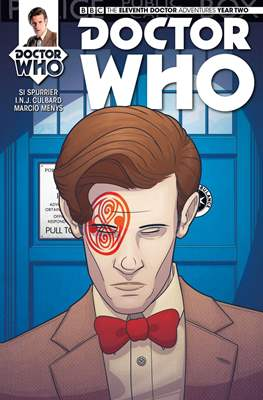 Doctor Who: The Eleventh Doctor Year Two (Comic Book) #11