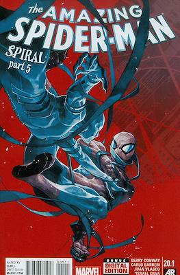 The Amazing Spider-Man Vol. 3 (2014-2015) #20.1