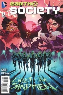 Earth 2 Society (2015-2017) (Grapa) #2
