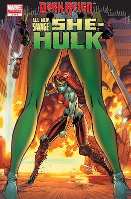 All New Savage She-Hulk - Dark Reign #2