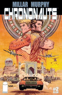 Chrononauts (Comic book) #2