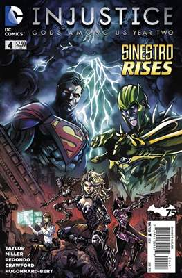 Injustice: Year Two Vol 1 #4