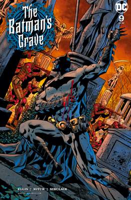 La tumba de Batman (Grapa 24 pp) #9