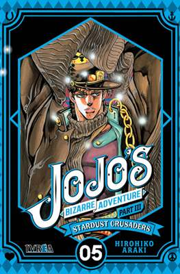 JoJo's Bizarre Adventure - Part III: Stardust Crusaders (Rústica) #5