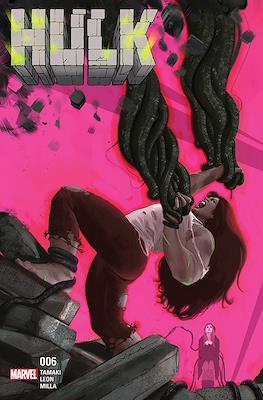 Hulk Vol. 4 (2016. Comic-book) #6