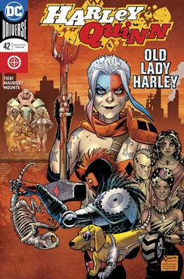 Harley Quinn Vol. 3 (2016-2020) (Comic book) #42