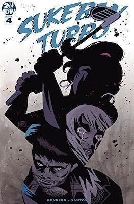 Sukeban Turbo (Comic Book) #4