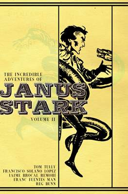 The Incredible Adventures of Janus Stark (Softcover) #2