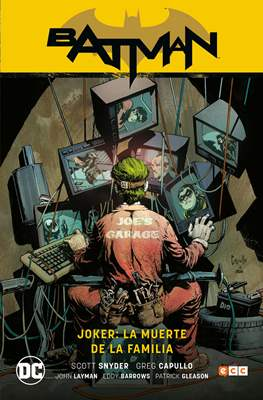 Batman Saga de Scott Snyder #5
