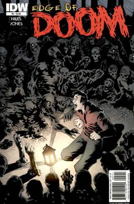 Edge of Doom (Comic Book) #5