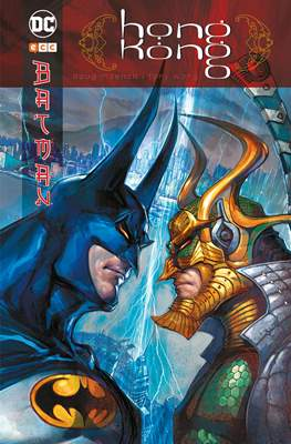 Batman: Hong Kong (Cartoné 128 pp) #