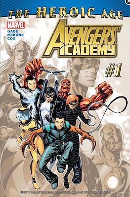 Avengers Academy (2010-2013) (Comic-Book) #1