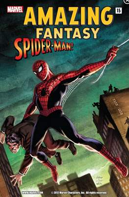 Amazing Fantasy: Spider-Man