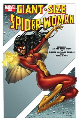 Giant-Size Spider-Woman