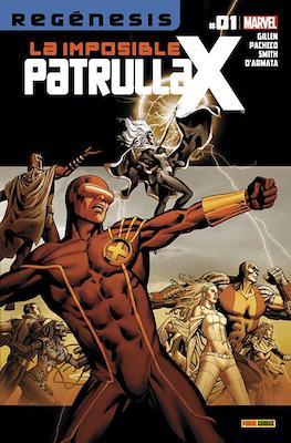 La Imposible Patrulla-X / La Patrulla-X Oro (2012-)