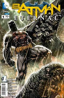 Batman Eternal (2015-2016) #1