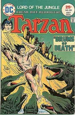 Tarzan (Comic-book) #239