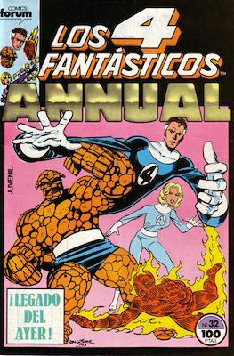 Los 4 Fantásticos Vol. 1 (1983-1994) (Grapa 36-32-24 pp) #32
