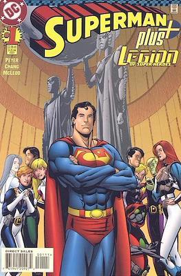Superman Plus Legion of Super-Heroes