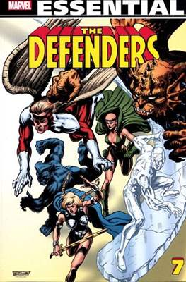Marvel Essential: Defenders #7