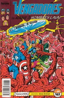 Los Vengadores Vol. 1 (1983-1994) (Grapa) #89