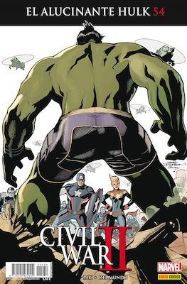 El Increíble Hulk Vol. 2 / Indestructible Hulk / El Alucinante Hulk / El Inmortal Hulk (2012-) (Comic Book) #54