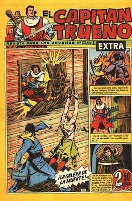 El Capitán Trueno Extra (Grapa, 40 páginas (1960-1968)) #22