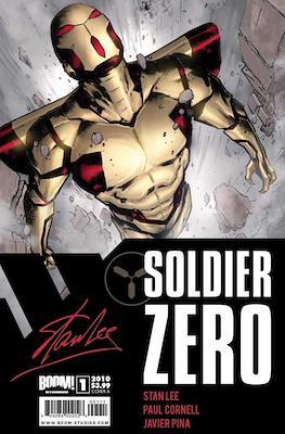 Soldier Zero #1