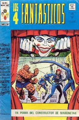Los 4 Fantásticos Vol. 3 (1977-1980) (Grapa 44 pp) #5