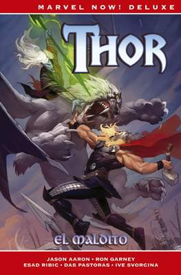 Thor de Jason Aaron. Marvel Now! Deluxe (Cartoné 312 pp) #2