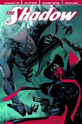 The Shadow Vol. 2 (Comic-book) #2