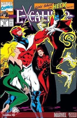Excalibur Vol. 1 (Comic Book) #33