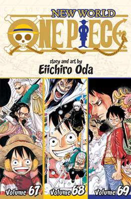 One Piece (Softcover) #23