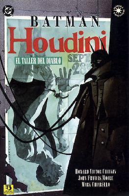 Batman / Houdini: El taller del Diablo