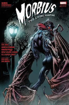 Morbius: The Living Vampire Vol. 3 (Variant Cover)