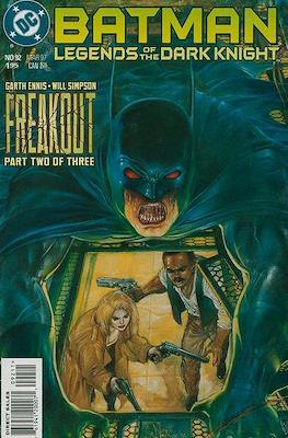 Batman: Legends of the Dark Knight Vol. 1 (1989-2007) (Comic Book) #92