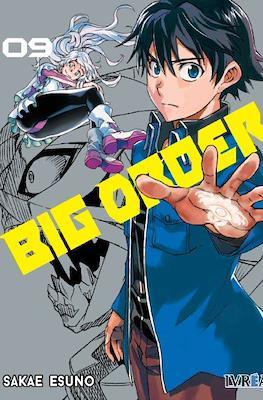 Big Order (Rústica con sobrecubierta) #9