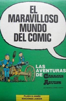 El Maravilloso Mundo del Comic (Cartoné acolchado con guaflex) #4