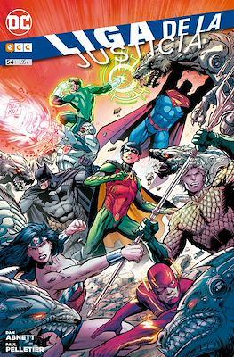 Liga de la Justicia. Nuevo Universo DC / Renacimiento (Grapa) #54