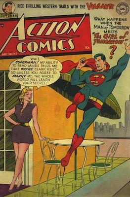 Action Comics Vol. 1 (1938-2011; 2016-) (Comic Book) #163