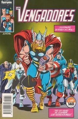 Los Vengadores Vol. 1 (1983-1994) (Grapa) #69