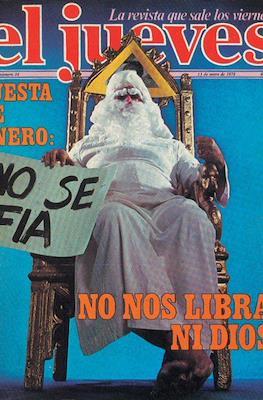 El Jueves (Revista) #34