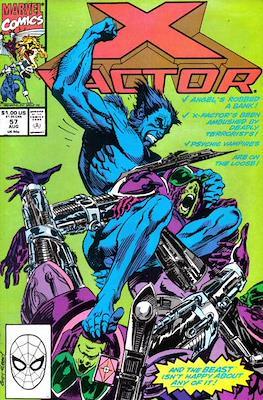 X-Factor Vol. 1 (1986-1998) (Comic Book) #57
