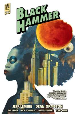 Black Hammer Library Edition (Hardcover 408 pp) #2