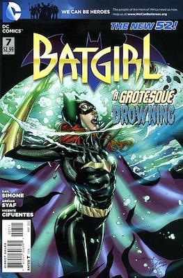 Batgirl Vol. 4 (2011-2016) (Comic-Book) #7